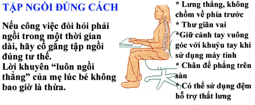 ngoi dung cach