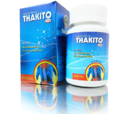 Cách chữa thần kinh tọa an toàn và hiệu quả bằng Thakito