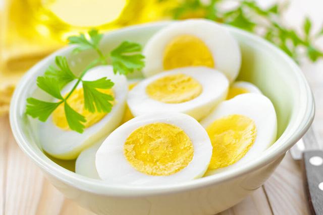 Ăn trứng tốt cho tim mạch