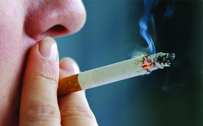hút thuốc gây ung thư phổi