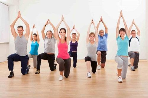 tập thể dục giúp tim mạch khỏe mạnh