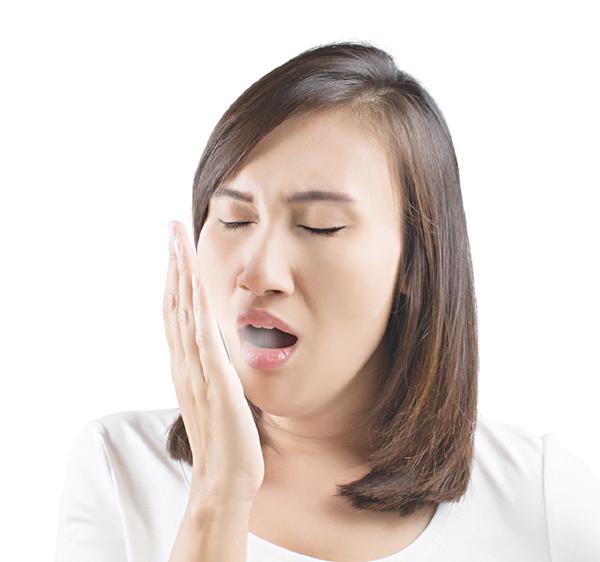 Tác hại của hôi miệng