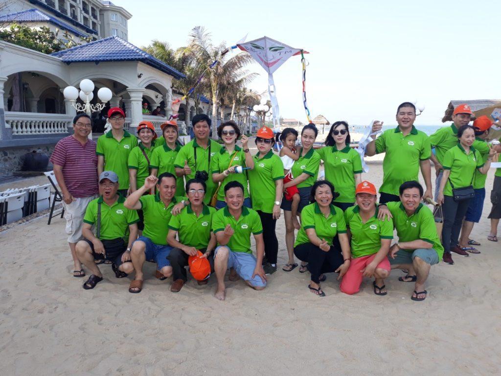 Khách hàng VIP công ty CPDP TRANG MINH