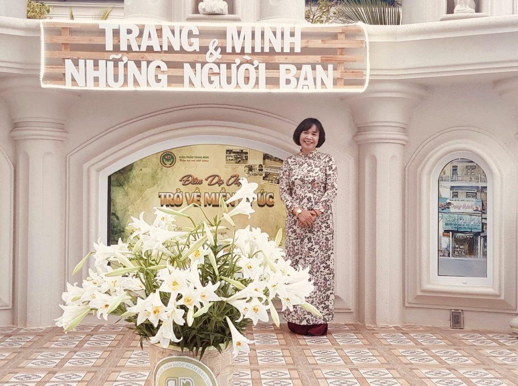 Tổng giám đốc Lê Thị Hảo